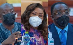 Minority MPs On Appointments Committee Reject 3 Nominees Including Afriyie Akoto And Hawa Koomson