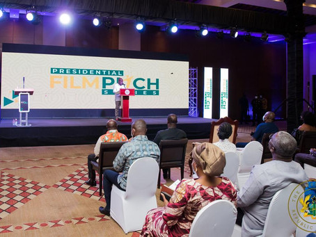 Akufo-Addo Launches $25m Presidential Film Pitch Series, NAFTI Gets €45m