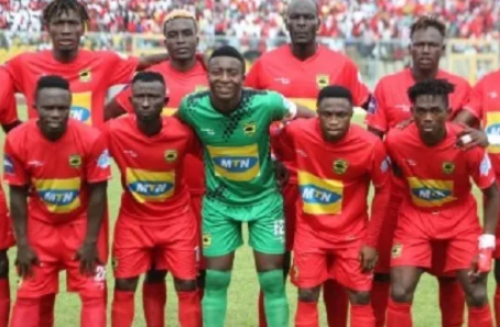 Kotoko Players and Staffs Test Positive For Covid-19