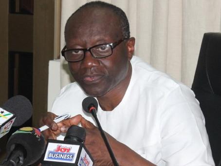 BUSINESS NEWS: Ken Ofori-Atta Defends 'Controversial' Agyapa Deal
