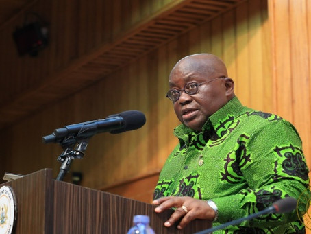 """COVID-19: """"13 More Deaths Have Occurred"""" - Akufo-Addo Confirms"""