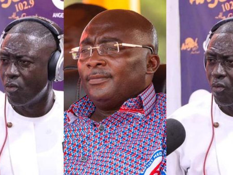 Culture Of Silence: Captain Smart Suspended After Criticizing Bawumia For Poorly Managing Economy