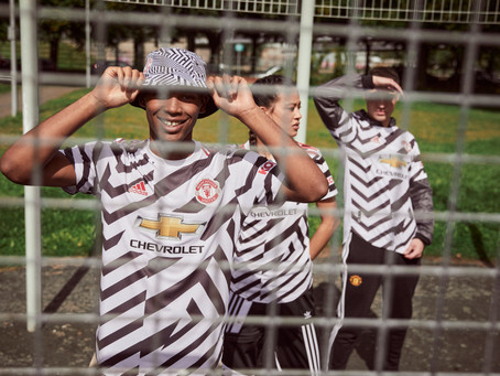 Manchester United Fans Despair Over Leaked Images Of 'Zebra Crossing' Third-Kit (Pics + Screenshots)