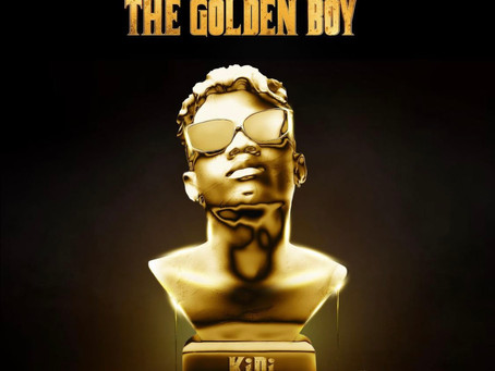 Kidi Officially Drops His Second Album, 'THE GOLDEN BOY'