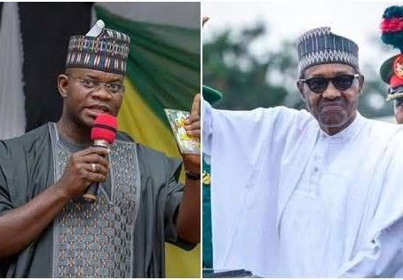 APC Governor Confirms Ambition To Succeed President Buhari In 2023