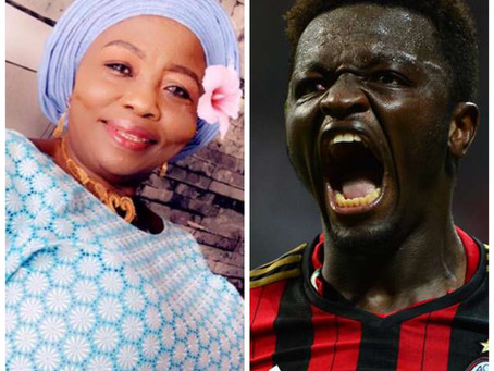 Ex-Black Stars Midfielder, Sulley Muntari's Mother Reported Dead