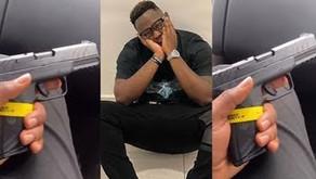 Medikal Arrested For Brandishing A Gun On Social Media (VIDEO)