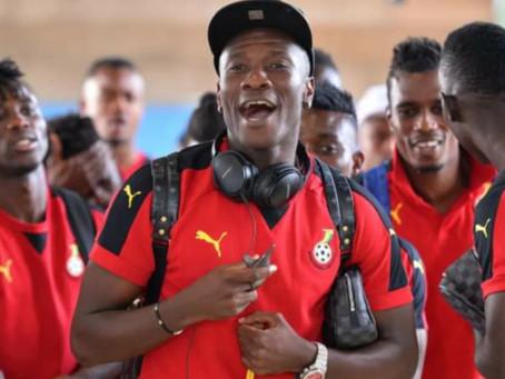 Ghana Star, Asamoah Gyan Sets Sights On Black Stars Return