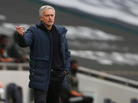 Tottenham Hotspur Fires José Mourinho