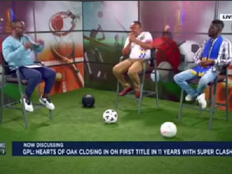 """""""We've To Commend GFA And The Security Personnel; They Did A Splendid Job"""" -Daniel Koranteng (VIDEO)"""
