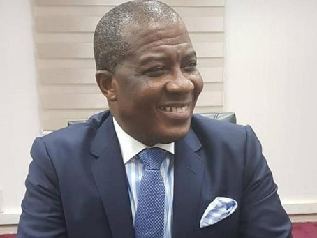 BREAKING NEWS: President Akufo-Addo Orders NLA Boss To Proceed On Retirement; Fires Deputy