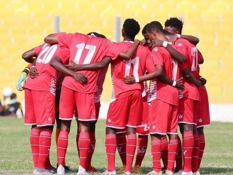 REPORT: WAFA SC 5-0 Liberty Professionals; Ruthless Academy Boys Turn On The Style To Thump Liberty