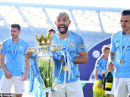 Chelsea Lead Race To Sign Sergio Aguero As Man City's Record Scorer Wants To Stay In England