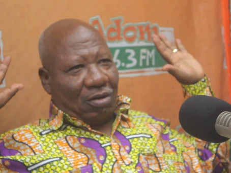 """""""NDC Has Brought Assassins To Come And Kill Me"""" - Allotey Jacobs"""