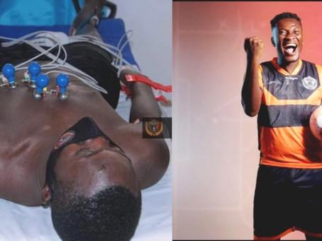 Adebayor Joins Asamoah Gyan At Legon Cities FC