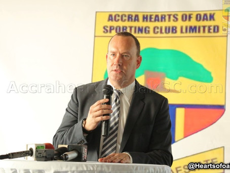 Grand Take Over As Former Hearts Of Oak CEO Stages A Comeback To Buy Club With Heavy Investment