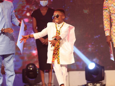 Social Media Hails Akwadaa Nyame For Wining Talented Kids Season 12