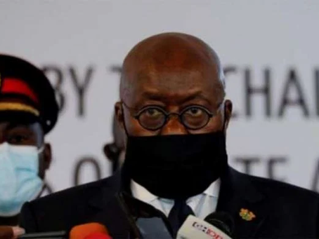 """""""President Akufo-Addo Will Be The First To Be Vaccinated"""" - Dr. Anthony Nsiah-Asare"""