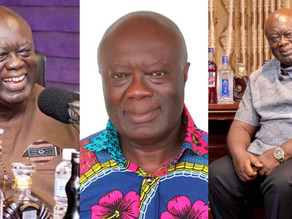 Spotlight On Managing Director Of GIHOC Distilleries, Maxwell Kofi Jumah (Pics)