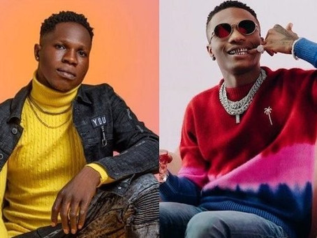 New Artiste Busted For Copying Wizkid's Songs And Allegedly Making About $78k Monthly (Screenshots)