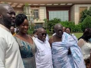 Kwabena Jumah Ties Knot With Edwina Akufo-Addo (Pics)