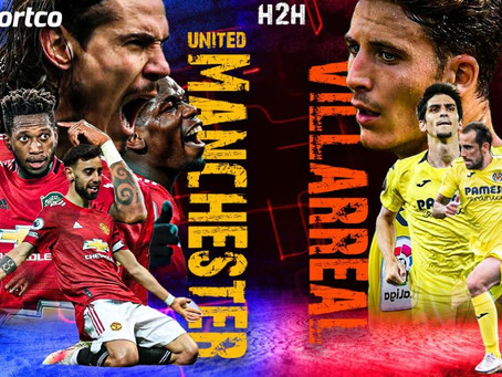 Manchester United vs. Villarreal Europa League Final; United Miss Maguire, Emery Won't Capitalize
