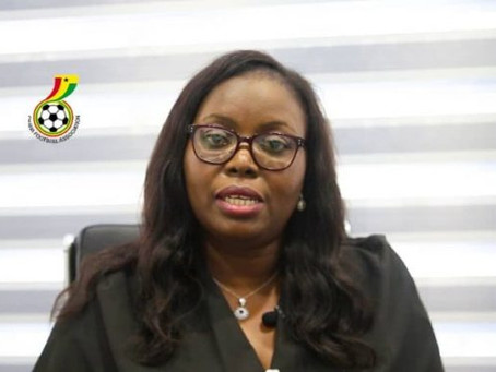 """""""So Far So Good"""" – Chairperson Of The National Women's League Board, Hillary Boateng"""