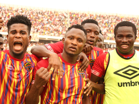 SPORTS NEWS: Hearts Of Oak In Trouble As 5 Key Players Exit Club