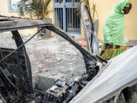 Tense Senegal Braces For Clashes Over Opposition Leader's Arrest