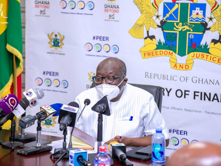 """""""Ghana Is Off The FATF 'Greylist' """" - Finance Minister Announces (VIDEO + PICS)"""