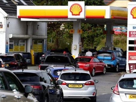 FUEL CRISIS UK – LIVE: 'Many Will Go Without Petrol', Trade Body Warns As Panic-Buying Worsens Short