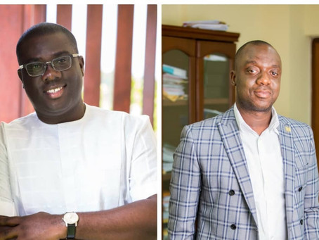 Keep Sammi Awuku And Justin Kodua Frimpong In Sensitive Positions In Akuffo Addo's Second Term