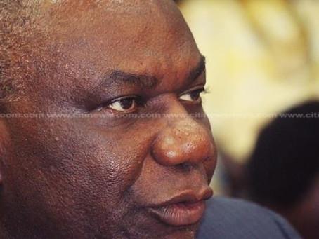 """Majority Leader Should Stop Fooling"" — Boakye Agyarko"