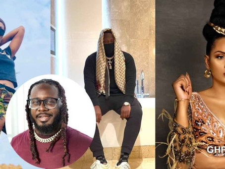 T Pain Apologizes To Wendy Shay, Medikal, Juliet Ibrahim, And Others For Not Replying Instagram DMs