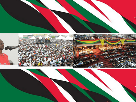 NDC Holds Emergency Meeting; Discusses Pressing Issues Of National Interest