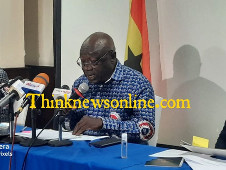 """""""The Need To Address Climate Change Is A Global One"""" – Dr. Kweku Afriyie (VIDEO+PICS)"""