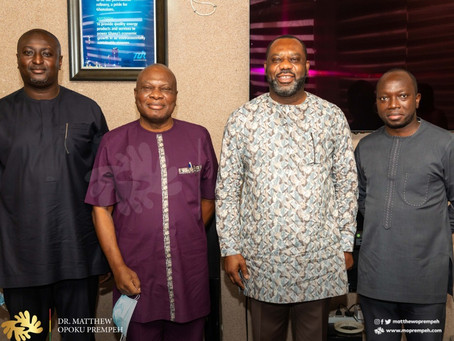Energy Minister Swears In 3-Member IMC For TOR (Pictures)