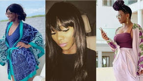 Refuse To Grow – This Is Renowned Nigerian Actress Genevieve Nnaji In Her 40s (PICS)