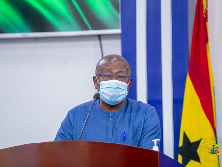 """""""Gov't Hasn't Abandoned Any Health Infrastructure Projects By Past Administrations"""" -Health Minister"""