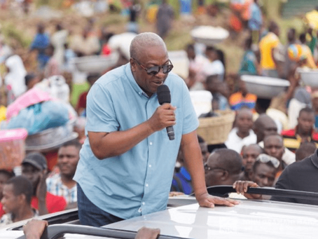 Bono East: Thank You Tour Starts Today As Mahama Calls For Justice For Victims Of Election Violence
