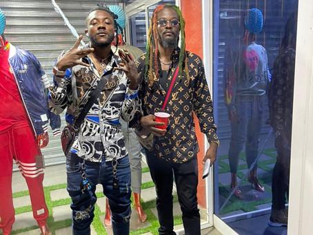 Liberian Rapper,  Takun J To Feature Addi Self On New Banger
