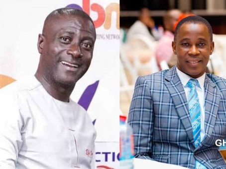 Angel FM GM Confirms Captain Smart's Suspension, Says It's Kwaku Oteng's Decision