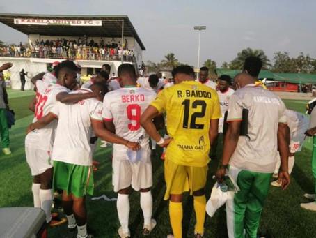 Ghana Football Association Bans Karela United For Flouting Covid-19 Protocols In Matchday 13