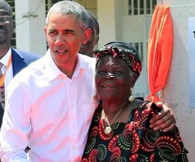 Barack Obama's Grandmother, Mama Sarah Obama Reported Dead (Pictures)