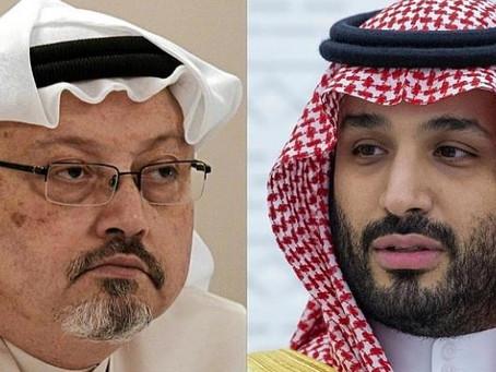 US Report Says Saudi Crown Prince Approved Khashoggi's Murder
