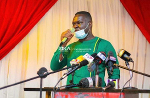 SPORTS: Moses Antwi Benefo Resigns As Kotoko Communications Manager