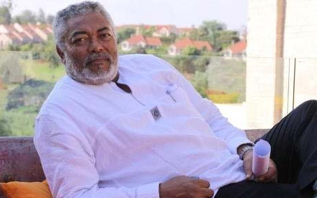 31 Facts About Late Former President Jerry John Rawlings