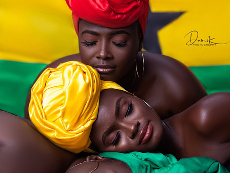 Ghanaians Mark 64th Independence Day On Twitter