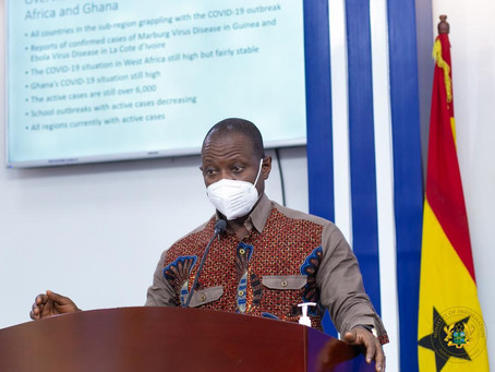 Two New Viruses, Ebola And Marburg Hits West Africa, GHS Raises Alert (Video+Pics)