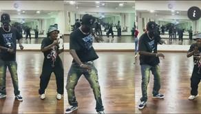 Black Sherif Launches His Dance Career As He Battles Dancegod Lyod (VIDEO)